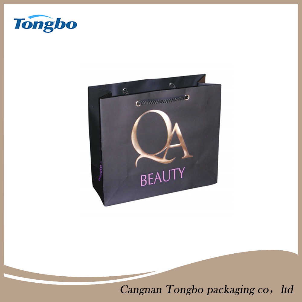 China Wholesale Market Agents Personalized Paper Gift Bags