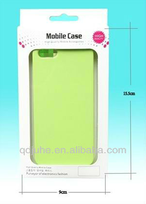 Wholesale - - universal Paper Plastic Retail package Packaging box for iphone 4 4s iphone 5 5s 5c samsung s3 s4 i9500 note