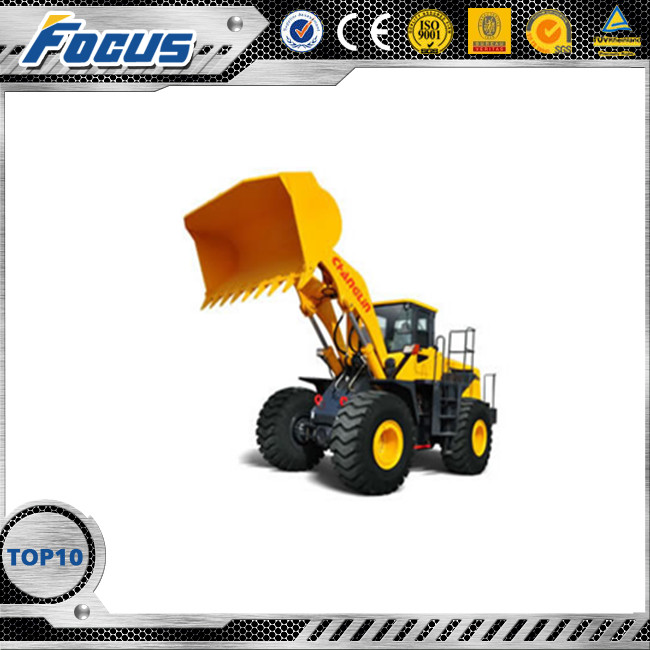 changlin 918 used wheel loader hot sale in turkey