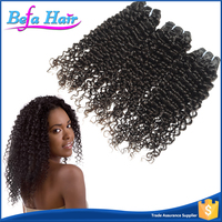 Hot Sale 6A Grade Quality Spiral Curl Brazilian Human Hair Wet And Wavy Weave