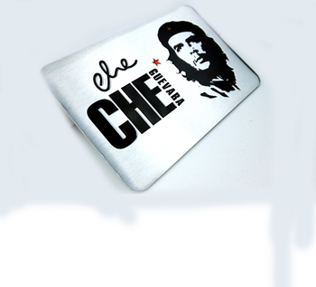 Custom Che Guevara car badge and Che Guevara auto emblem