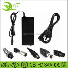 DC 16.8V 1A 2A 3A 5A 1014.4V 14.8V 1A Three-stages Lithium Battery Charger 14500 14650 17490 18500 18650 26500 Polymer lithium