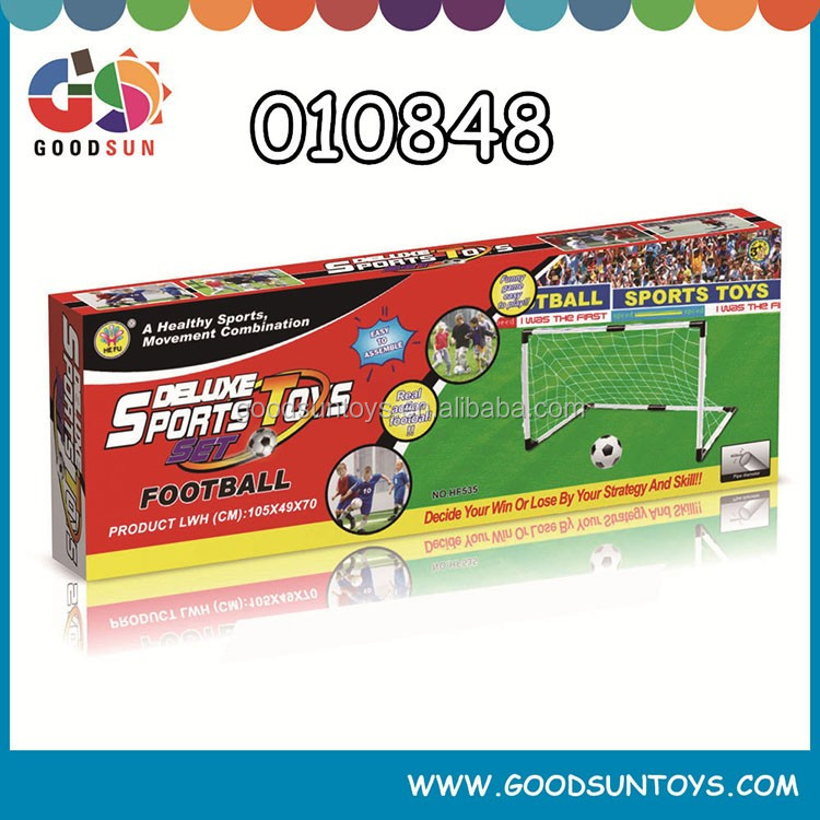 Plastic mini football door sport toy