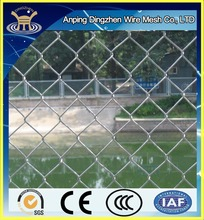 PVC coated average cost of chain link fence