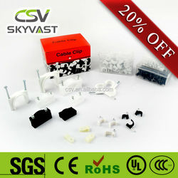 CSV safety flat cable cleat