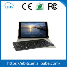 Hot selling on alibaba china oem wireless bluetooth3.0 tablet keybord for 8 inch tablet pc