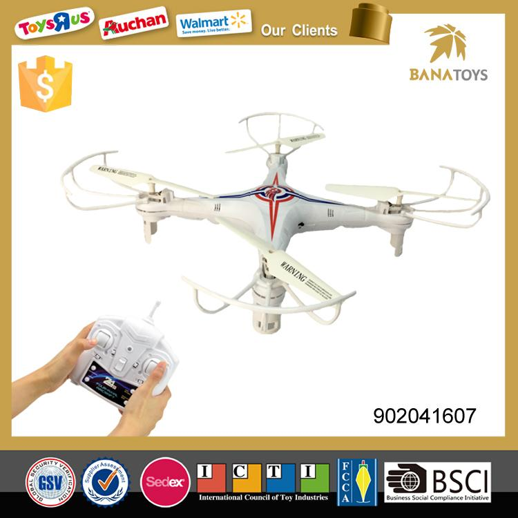 Top quality 4-axis rc drone aircraft