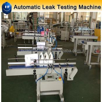 water leak detector machine