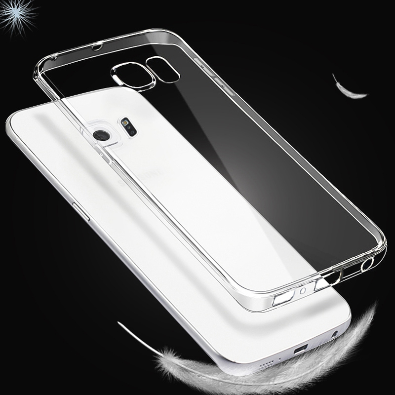 Transparent Clear Mobile Phone Cover For Samsung Galaxy S I9003
