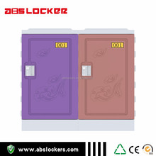 Hot Selling Professional Waterproof Plastic Lockers for Beach