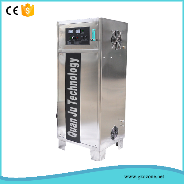 hospital waste water treatment by ozone generator, swimming water sterilized by ozone generator machine