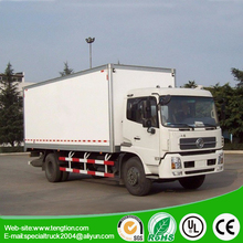 2017 DongFeng optional 18CBM 19CBM 20CBM moving cargo van truck for sales