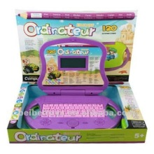 Kids English and French Laptop Learning Machine, Kids Computer Toys