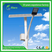 30w solar panel LED street light price list IP65 outdoor lighting / high intensity led