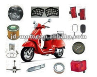 China Best Quality Hot Sales Popular Fasion Designing Motorcycle Trade vespa GTS 250 red