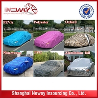 China supplier latest heat resistant car cover