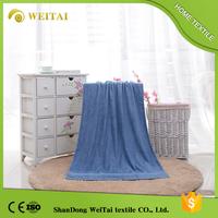 100% Egyptian cotton baby bamboo washcloth bath towel