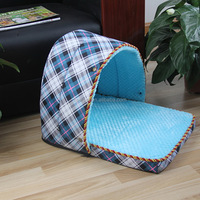 Many styles import grade slipper shaped dog bed strong dog house