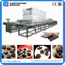 chocolate making equipment/chocolate processing line