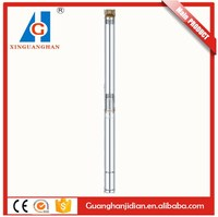3.5SD2 series deep well agriculture irrigation submersible booster pumps