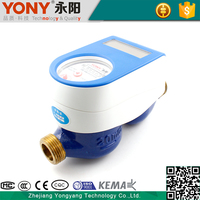 Easy To Replace Hot selling digital intelligent types of water meter