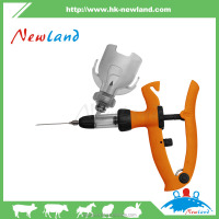 1ml 2ml 5ml High Quality Automatic Veterinary Syringes/vaccine/injector