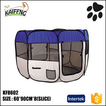 AnJi KaiFeng hot selling pet puppy dog playpen exercise pen kennel with 8 panels