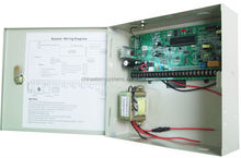 Smart Voice PSTN Alarm System Paradox with Touch Keypad and RFID Card