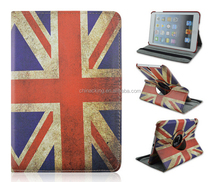 For IPad Flag Case / Stand Tablet Case / Leather Case for iPad