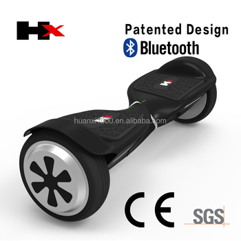 Hot selling hoverboard NEWEST HX X4 scooter with Bluetooth APP remote control UL2272 two wheel wholesale hoverboard