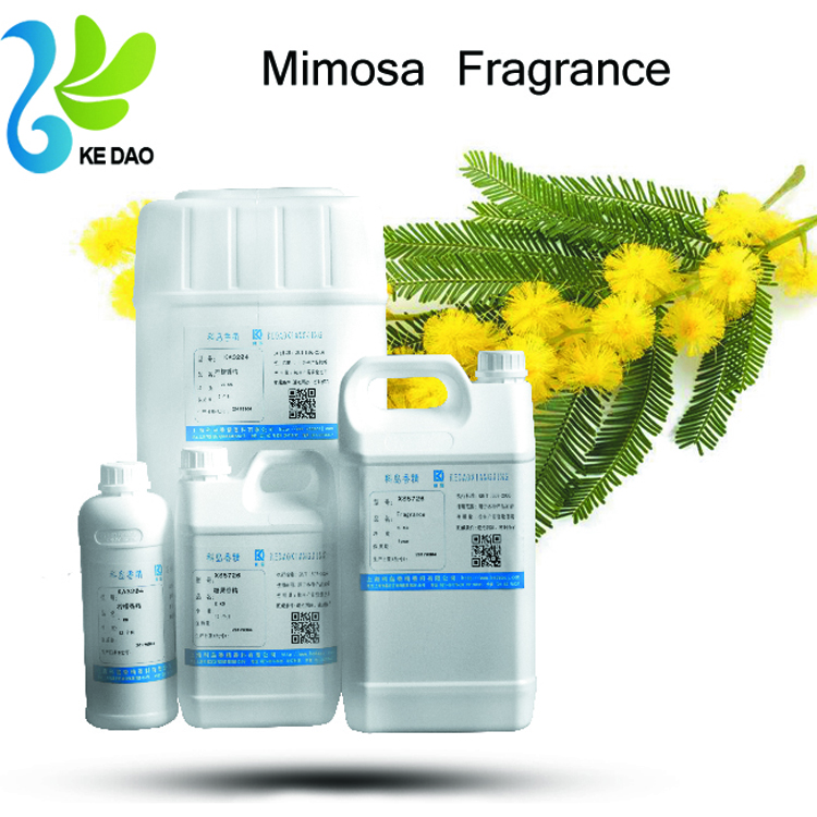 natural mimosa soy wax candle fragrance oils