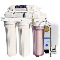 99.9% Impurity Filtered 5 Stage Reverse Osmosis RO Water Filter System