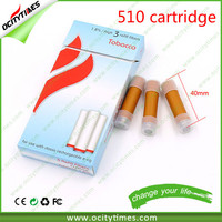 Aliexpress disposable e-vaporizer leading fashion e cig 510 cartridge best 808d clearomizer on sale