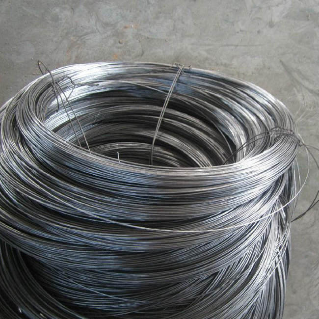 Q195 Black Hard Wire 12 Gauge Black Iron Wire Raw Materials For Nail ...
