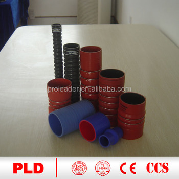 2017hot sale silicone rubber hose