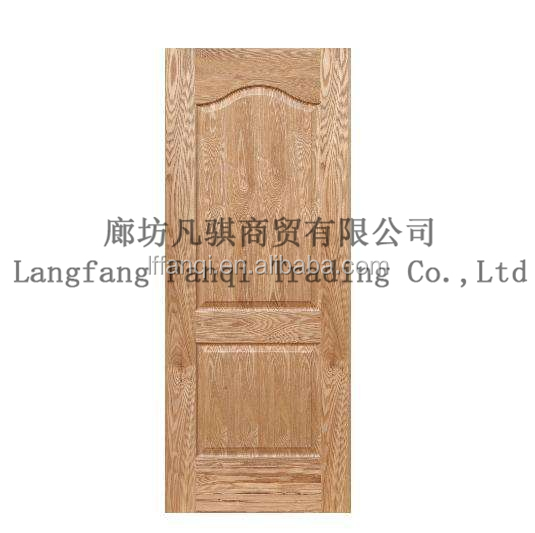China Composite Wood Veneer Mdf Door Skin