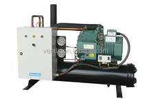 China good quality water cooled refrigeration condensing units