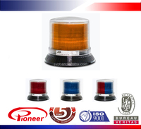 waterproof LED flashing light rotating mini beacon light 12v