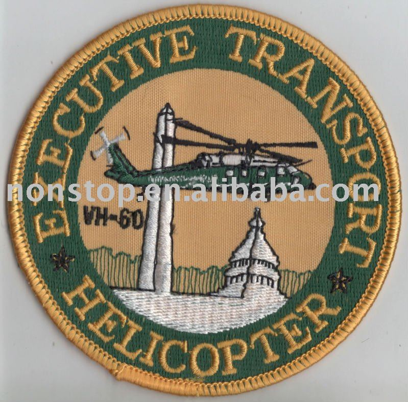 Air Force Transport Helicopter Patches and Badges