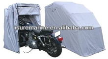 motorcycle shed