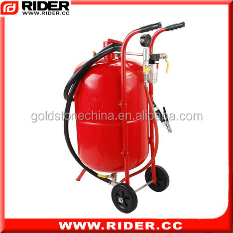 20 gallon 76L sand blasting and painting equipments