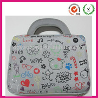Daily shock-resistant pupil neoprene laptop carry case