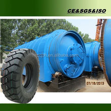 engineers overseas oil and carbon black extracting machine by using waste tires