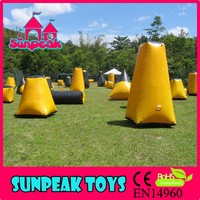 BK-028 Sunpeak Kids Outdoor Play Games Obstacle Factory Paintball Maker