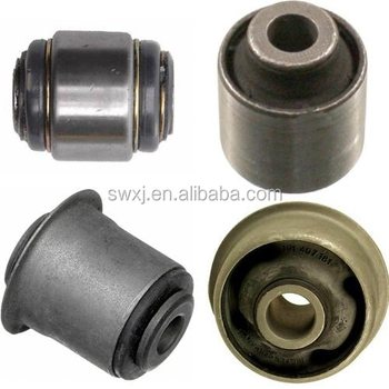 Auto flexible rubber bushing