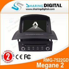 Car DVD Player with GPS for Renault Megane 2009-2011