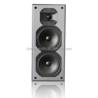 Home audio system 10-200w 3*1 inch tweeter 2*5.25 bass wireless home theater speaker