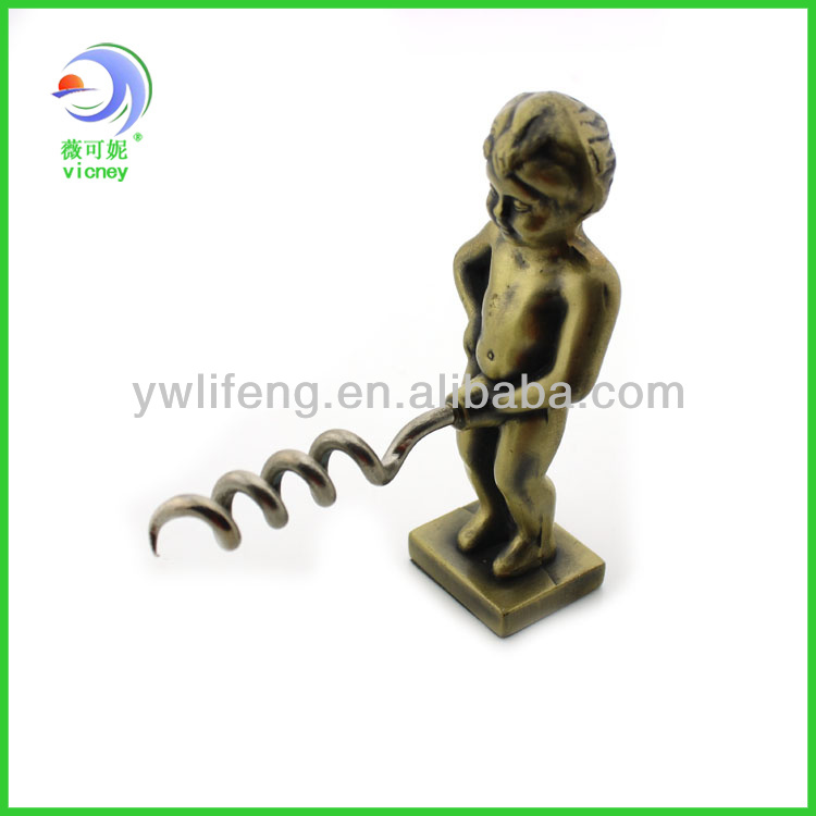 Top quality metal professional wine opener