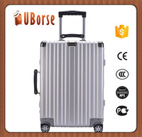 Alibaba China 100 percent aluminum Hard strong bags luggage & cases