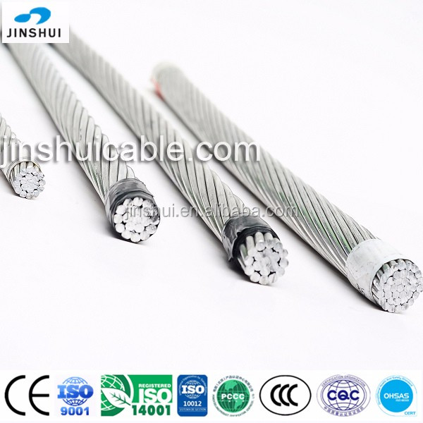 AWG 14 Stranded AAC overhead conductor, aluminium conductor cable, electrical cable supplier